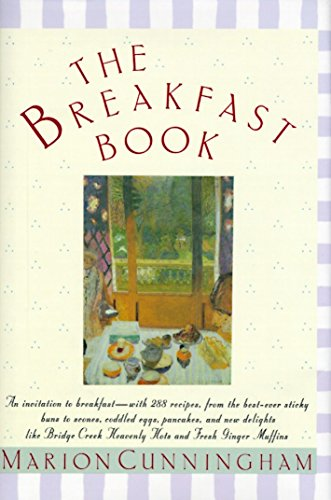 9780394555294: The Breakfast Book