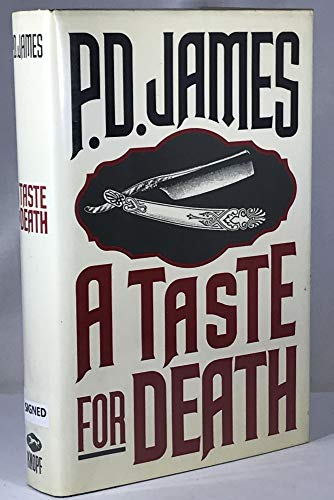 A Taste for Death: James, P. D.