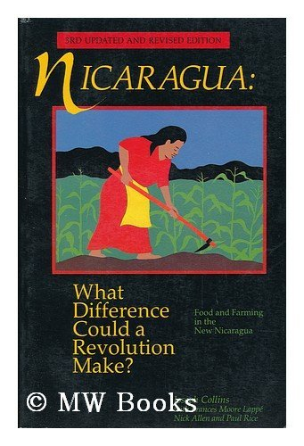 9780394556253: Nicaragua: What Difference Could a Revolution Make?