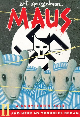 9780394556550: Maus II, A Survivor's Tale: And Here My Troubles Began
