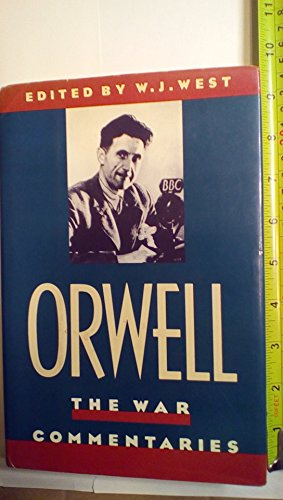The War Commentaries (9780394557014) by George Orwell