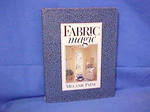 9780394557137: Fabric Magic