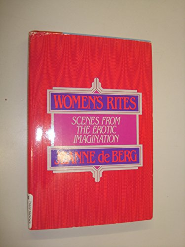 9780394557564: Women's rites