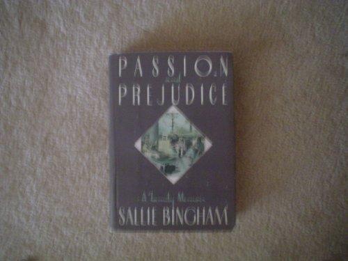 9780394558516: Passion And Prejudice