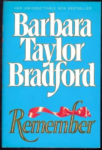 Remember: Barbara Taylor Bradford