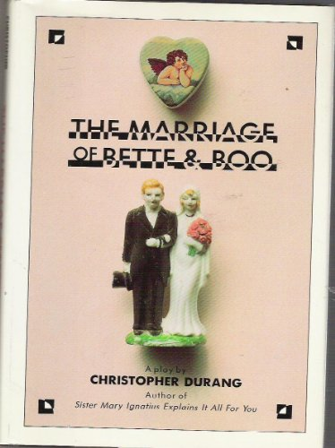 9780394560717: The Marriage of Bette and Boo