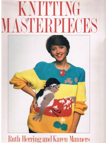 9780394562667: Knitting Masterpieces