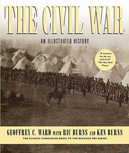 9780394562858: The Civil War: An Illustrated History