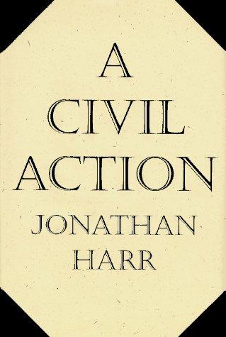 9780394563497: A Civil Action