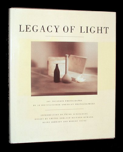 Legacy of Light (First Edition, signed by Robert Stone)