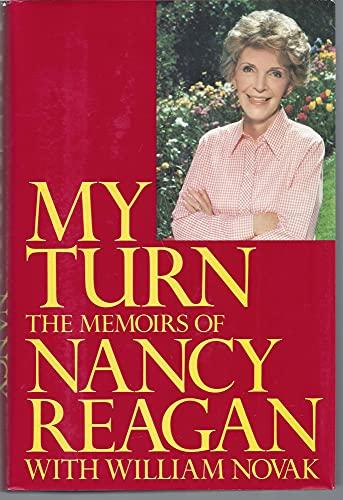 My Turn: The Memoirs of Nancy Reagan: NANCY REAGAN