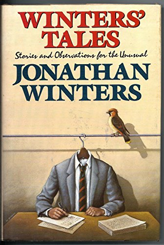9780394564241: Winters' Tales: Stories and Observations for the Unusual