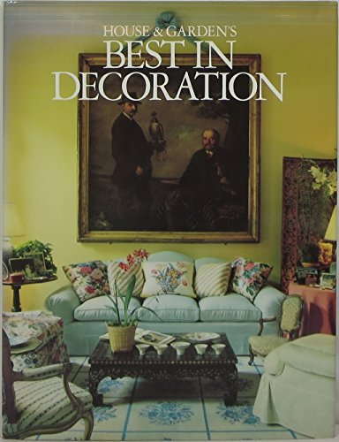 9780394564265: House and Garden's Best in Decorating