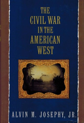 9780394564821: The Civil War in the American West
