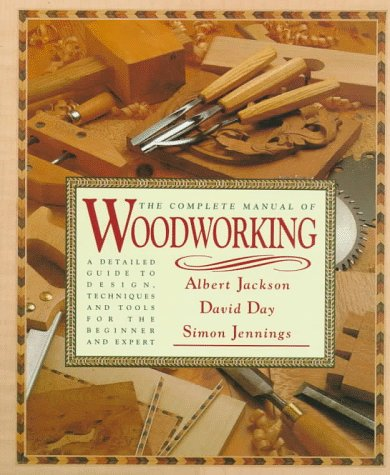 9780394564883: The Complete Manual of Woodworking