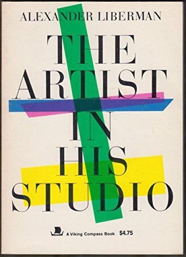 9780394565675: The Artist in His Studio