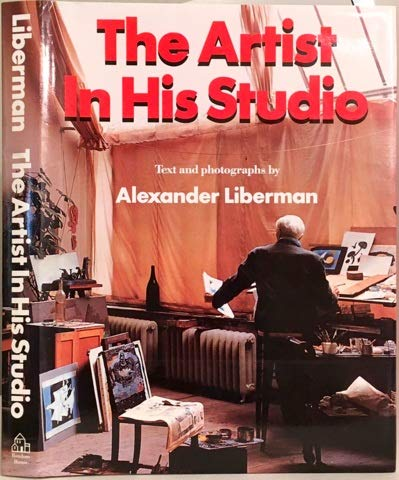 9780394565675: The Artist in His Studio