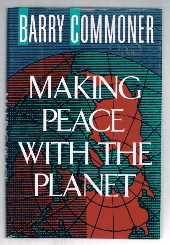 9780394565989: Making Peace With the Planet