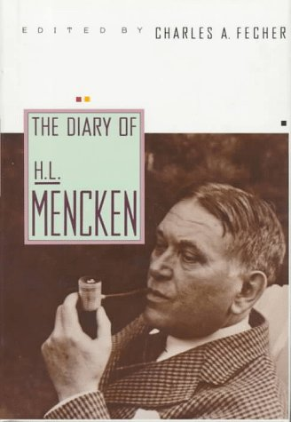 9780394568775: The Diary of H.L. Mencken