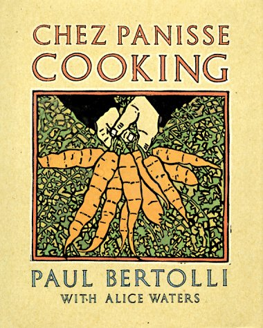 Chez Panisse Cooking (Inscribed By Alice Waters)