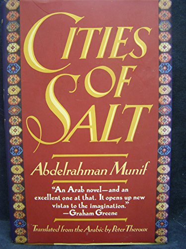 9780394570082: Cities of Salt
