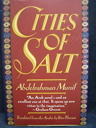 9780394570082: Cities of Salt