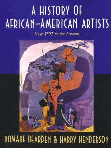 9780394570167: A History of African-American Artists: From 1792 to the Present