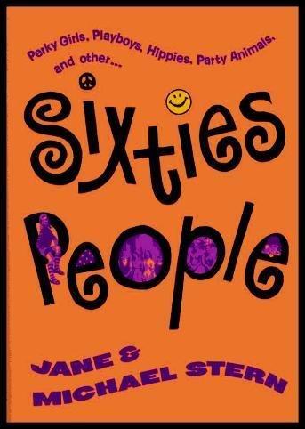Sixties People (0394570502) by Jane Stern