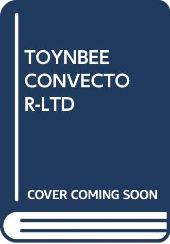 9780394571096: THE TOYNBEE CONVECTOR - STORIES