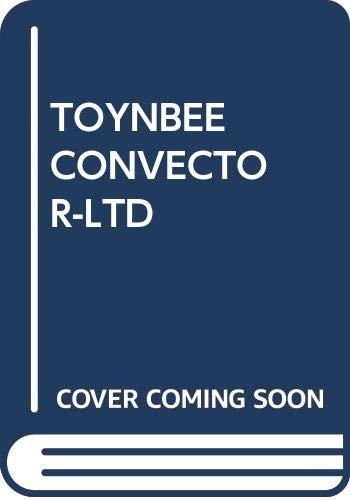 9780394571096: Toynbee Convector