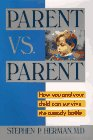 9780394571737: Parent Vs. Parent
