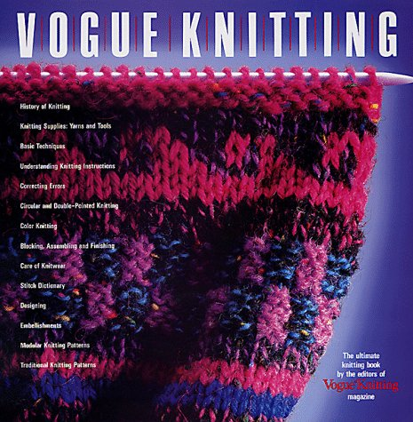 9780394571867: Vogue Knitting