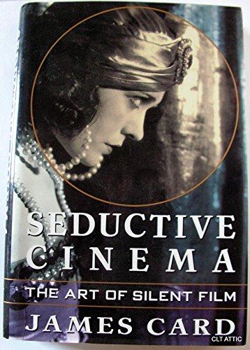9780394572185: Seductive Cinema: The Art of Silent Film
