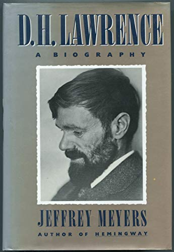 9780394572444: D.H. Lawrence: A Biography