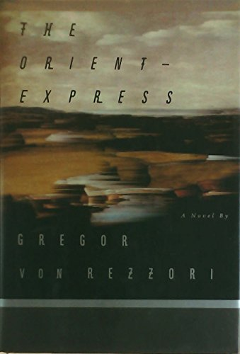9780394573472: The Orient-Express