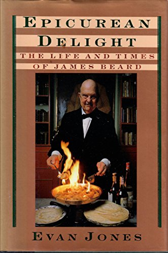 9780394574158: Epicurean Delight: The Life and Times of James Beard