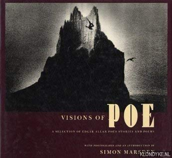 VISIONS OF POE With Photographs and Introduction by Simon Marsden