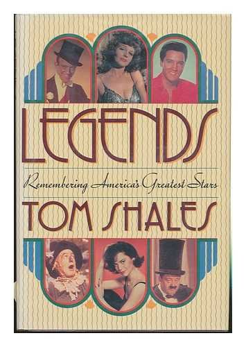 9780394575216: Legends: Remembering America's Greatest Stars