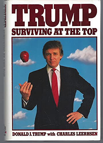 9780394575971: Trump: Surviving at the Top