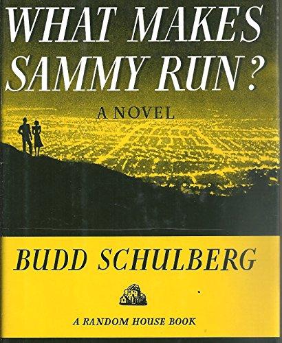 9780394576183: What Makes Sammy Run?