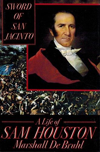 9780394576237: Sword of San Jacinto: A Life of Sam Houston