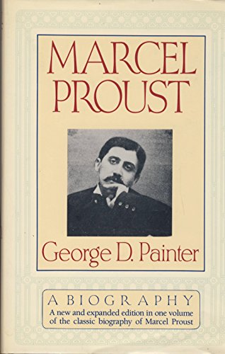 9780394576695: Marcel Proust: A Biography