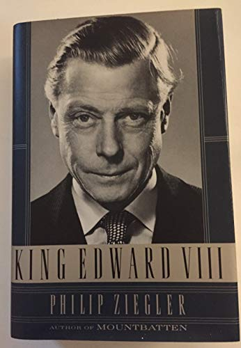 9780394577302: King Edward VIII: A Biography