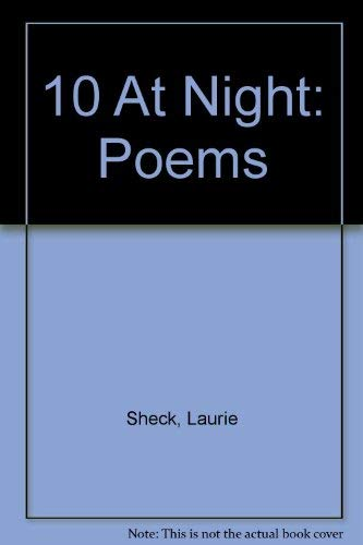 Io At Night: Sheck, Laurie