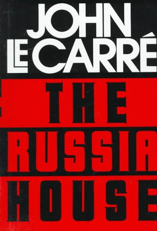 9780394577890: The Russia House