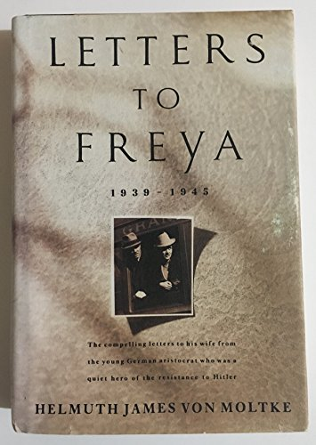 9780394579238: Letters to Freya, 1939-1945