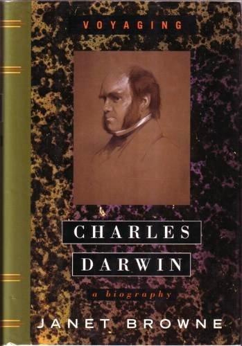 9780394579429: Charles Darwin: Voyaging (CHARLES DARWIN: A BIOGRAPHY)