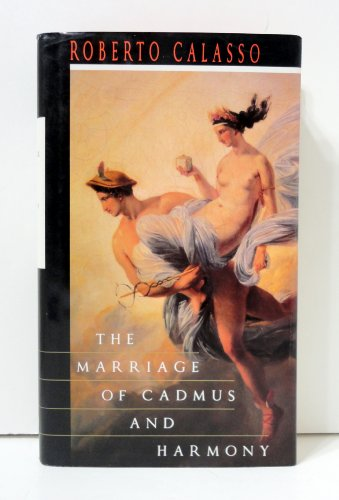 9780394581545: The Marriage of Cadmus and Harmony