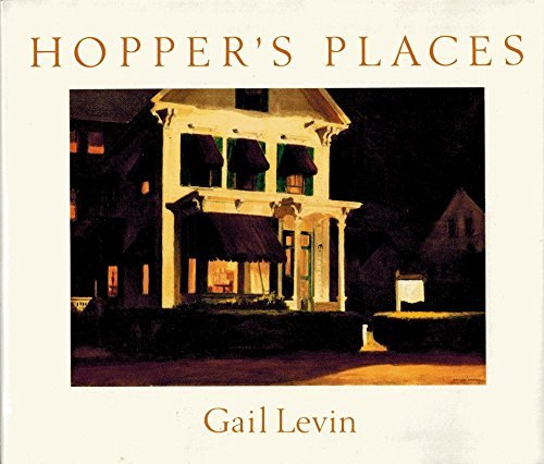 9780394583204: Hopper's Places