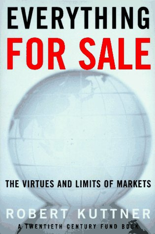 9780394583921: Everything for Sale: The Virtues and Limits of Markets